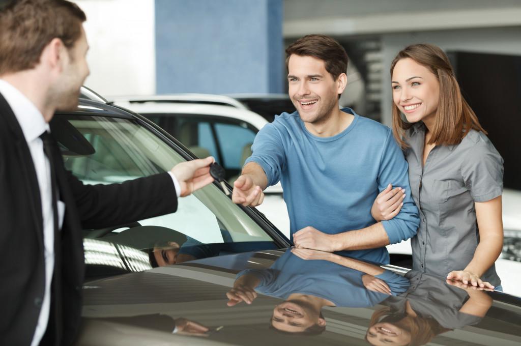 selling a car