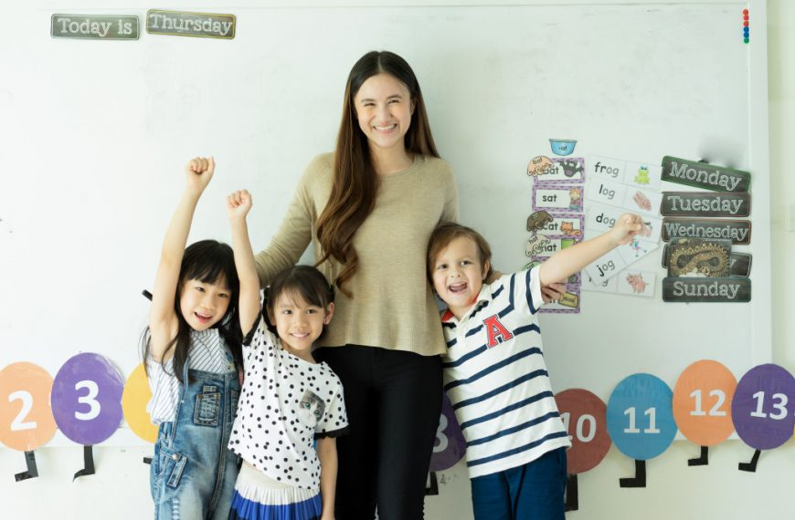 Easing Your Kids into Their Formative School Years