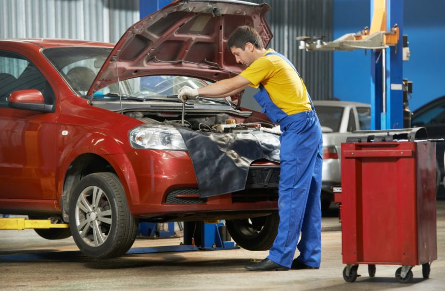 Being a Responsible Car Owner: Tips for Car Maintenance