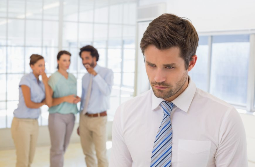 Keeping Your Composure: How to Deal With Mean Colleagues